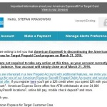 Amex for Target Was a Terrible Product, I Liked It, and $25 Serve Bonus