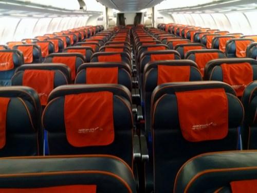 Aeroflot Economy