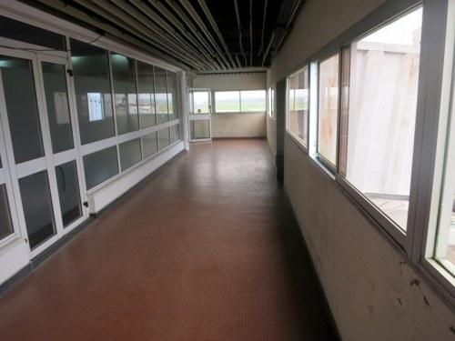Douala Airport Free Wifi Corridor