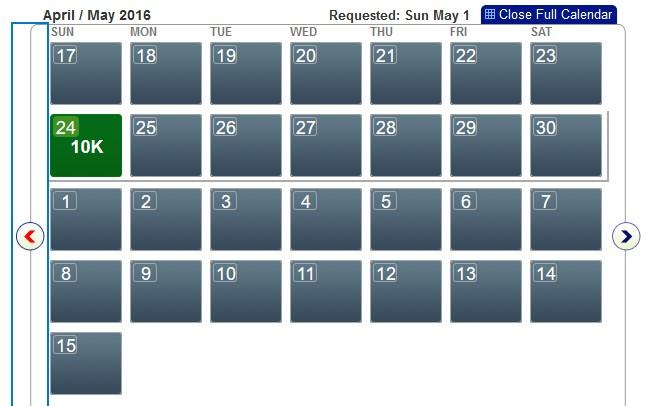 AA SYD-LDH availability