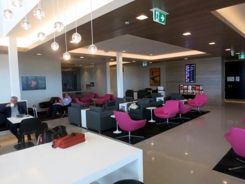 Air New Zealand Brisbane Lounge 01
