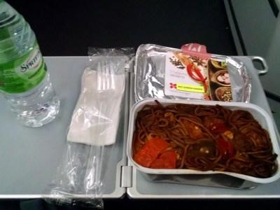 AirAsia X Mee Goreng Mamak