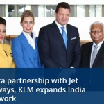 Delta/KLM Codeshares with India's Jet Airways, New Flights and Paving the Way to SkyTeam Membership