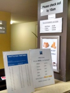 ibis Budget Sydney Airport add-ons