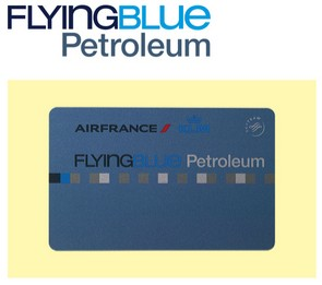 Flying Blue Petroleum