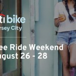 Free Citi Bike Jersey City Day Passes this Weekend Aug 26-28, Who's Up for a Ride and Feed Outing?