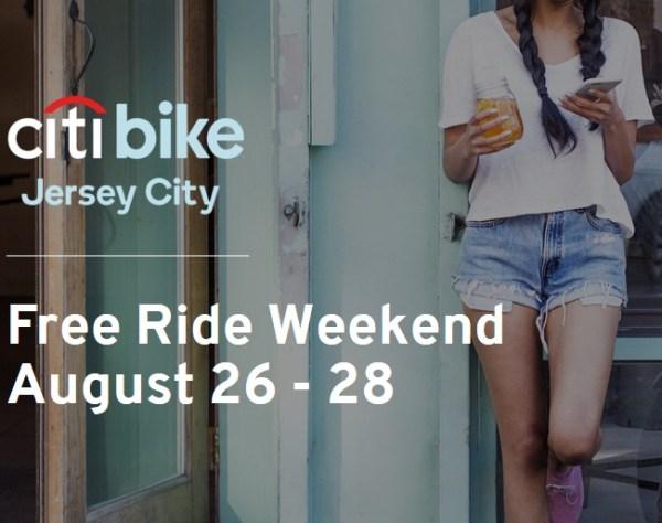 Citi Bike Jersey City