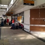 Delta Closing Heathrow Arrivals Lounge, It's Virgin Time
