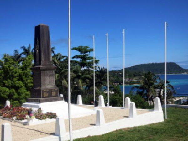 Port Vila War Memorial