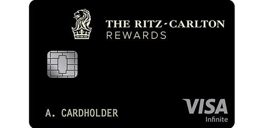 Ritz-Carlton Card