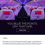 Virgin America's JetBlue Response is Cheeky, Flawed