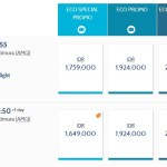 Air France KLM Flying Blue Awards on Garuda Indonesia: Phantom Space, Invalid Routings, Mispricing and More