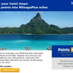 IHG to United 50% Transfer Bonus – Does It Make Sense?
