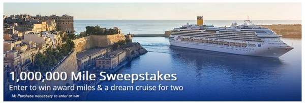 United Cruise Sweepstakes