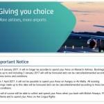 British Airways Avios Losing 3 Airline Partners