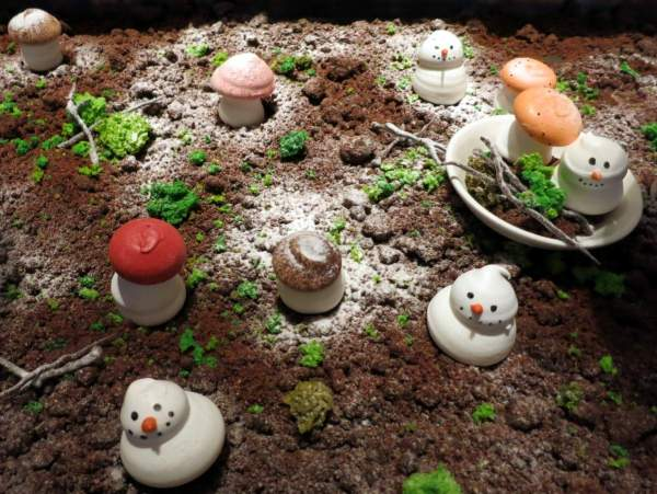Grand Hyatt Melbourne Dessert
