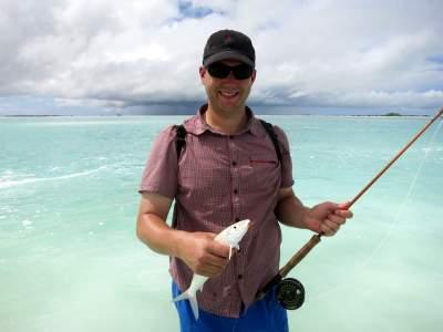 Stefan Krasowksi Bonefish Christmas Island Kiribat
