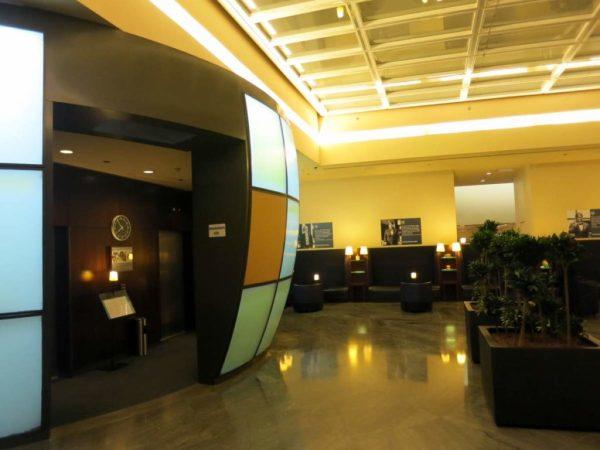 Sheraton CDG Lobby