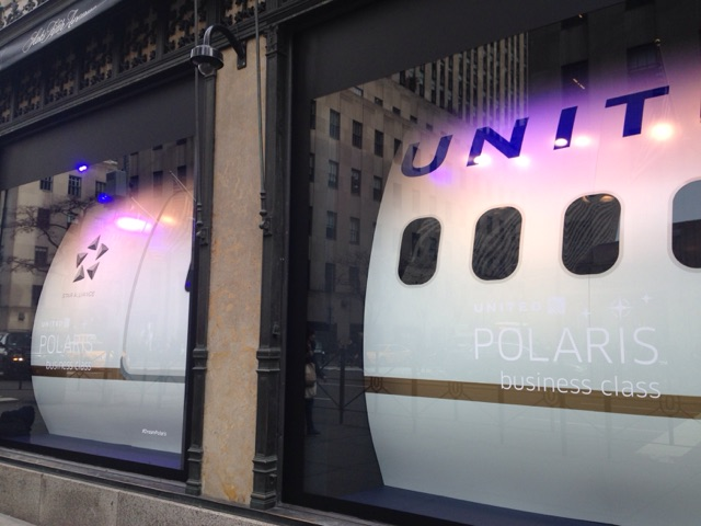 United Polaris Saks Fifth Avenue