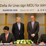 Delta & Korean Kiss and Make Up MOU