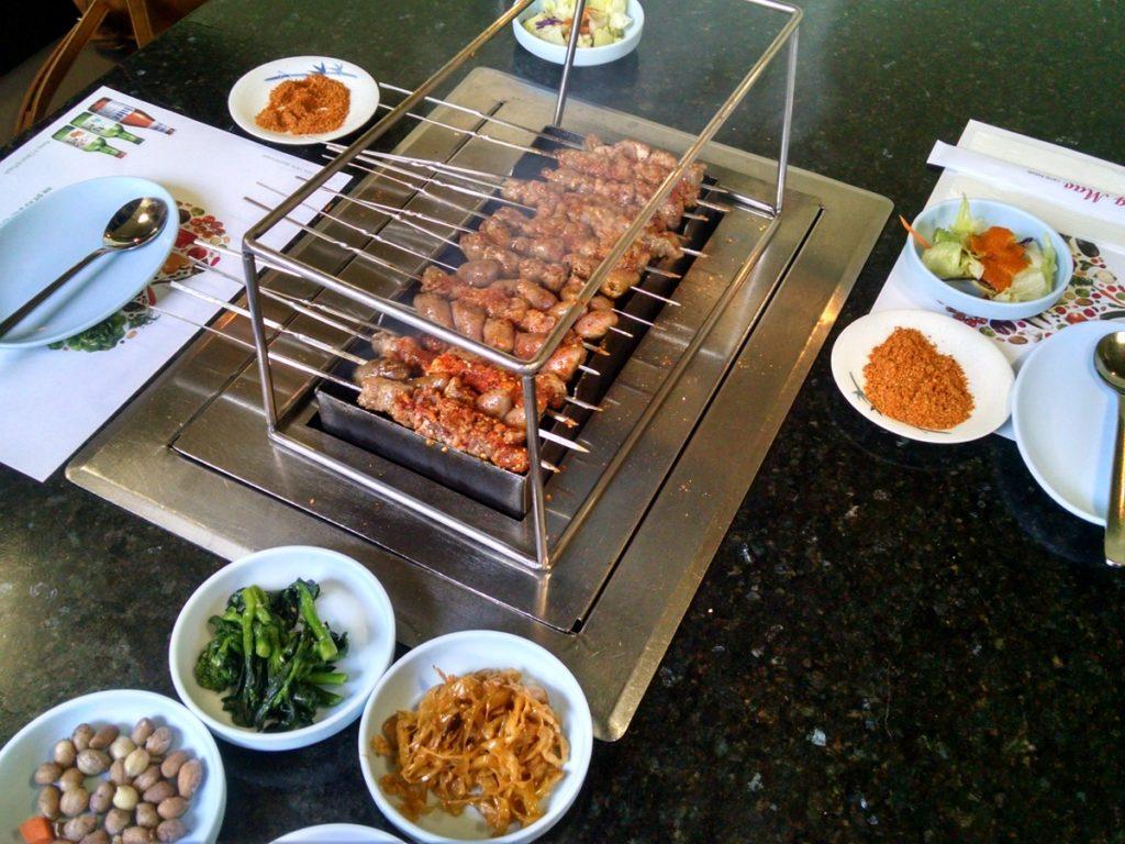 Feng Mao 2 Kebabs