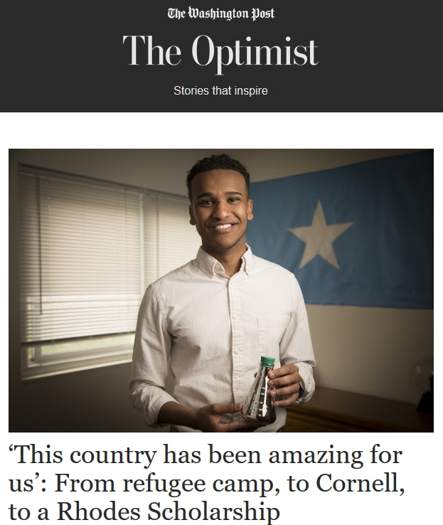 Washington Post The Optimist