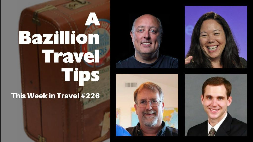 This Week in Travel A Bazillion Travel Tips