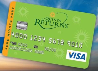 La Quinta Returns Visa