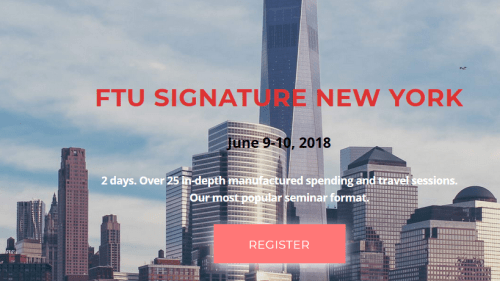 FTU New York 2018