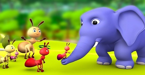 Hindi Moral Stories For Kids Cartoon for Kids 3D Bedtime Stories