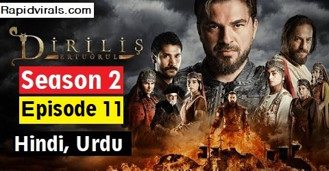 Ertugrul Ghazi season 2 Episode 11 in Urdu