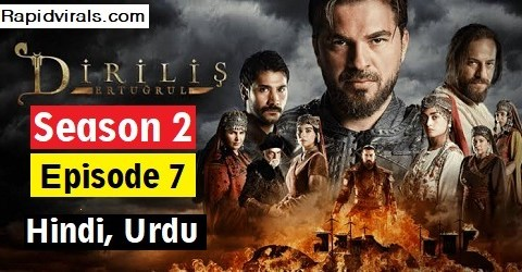 Ertugrul Ghazi season 2 Episode 7 in Urdu
