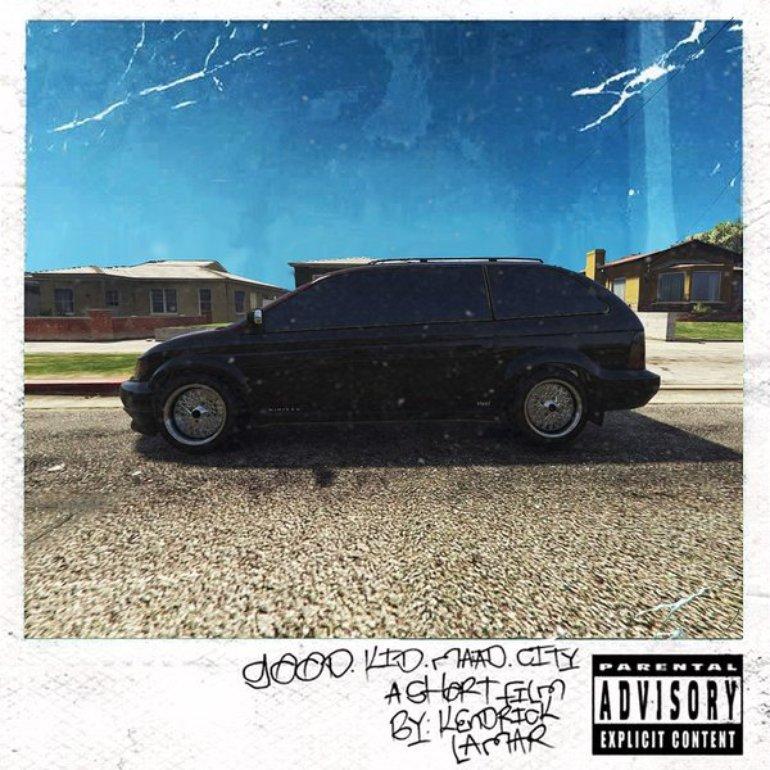 """""""Good Kid, M.A.A.D City"""", o meu álbum favorito de 2012"""