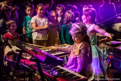 Festiwal Literatury dla Dzieci, fot. Dawid Prząda