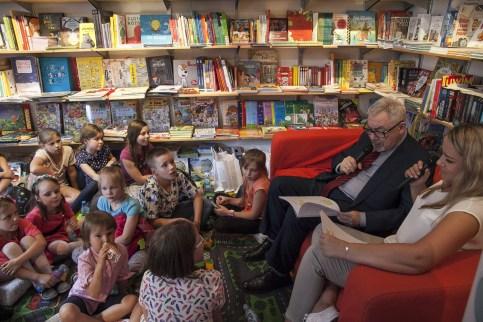 Festiwal Literatury dla Dzieci, fot. Katarzyna Kukiełka