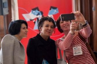 Międzynarodowe Targi Książki w Londynie 2017, fot. Elżbieta Piekacz dla Instytutu Książki