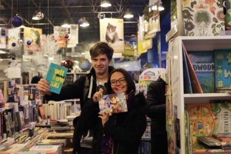 Program wsparcia dla księgarń: Muza II, fot. Jowita Jaszczyk