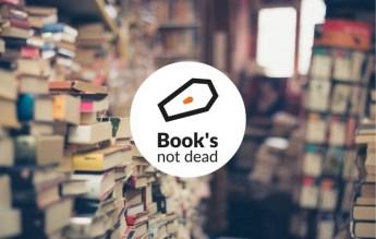 Book's not dead