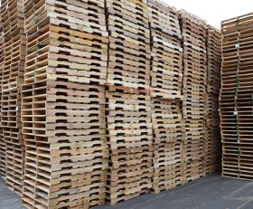 Rapp Bros. Pallet Service Reconditioned Pallets