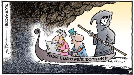 Risultati immagini per euro hedgeye