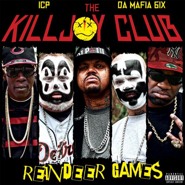 killjoy club – reindeer games