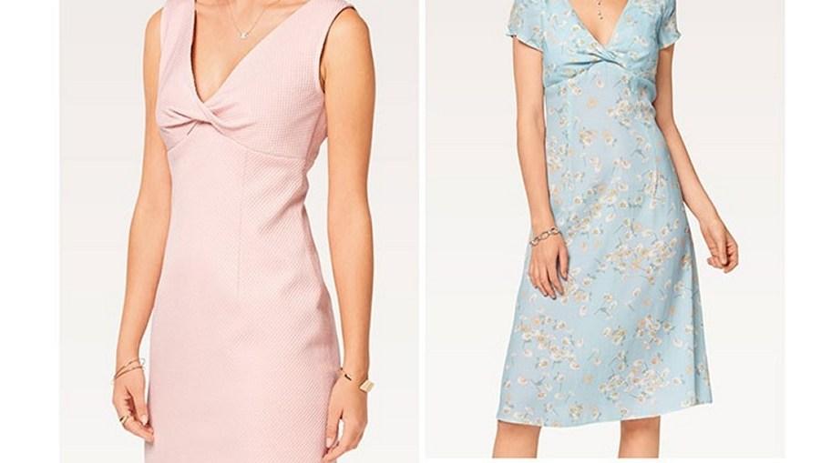 misses dress burda 6530, δυο πολύ κομψά πατρον για φινετσάτα φορέματα