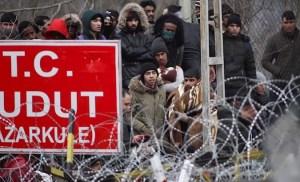 Řecko migrační krize