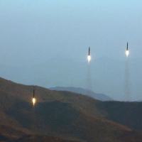 4th North Korean Missile Shot Down in the Last Month? Covert Warfare in the Skies Over North Korea