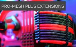 Pro-Mesh Plus Custom Extensions