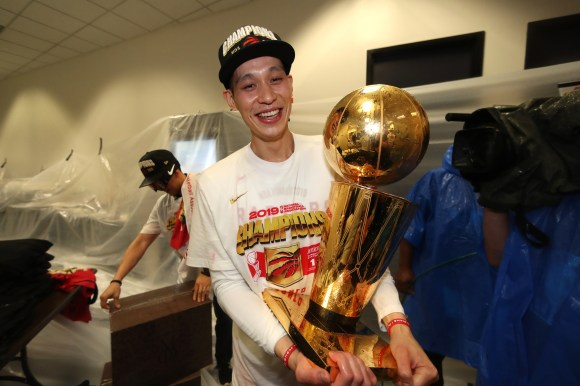 Jeremy Lin didn't give the Toronto Raptors much, but he gave them enough