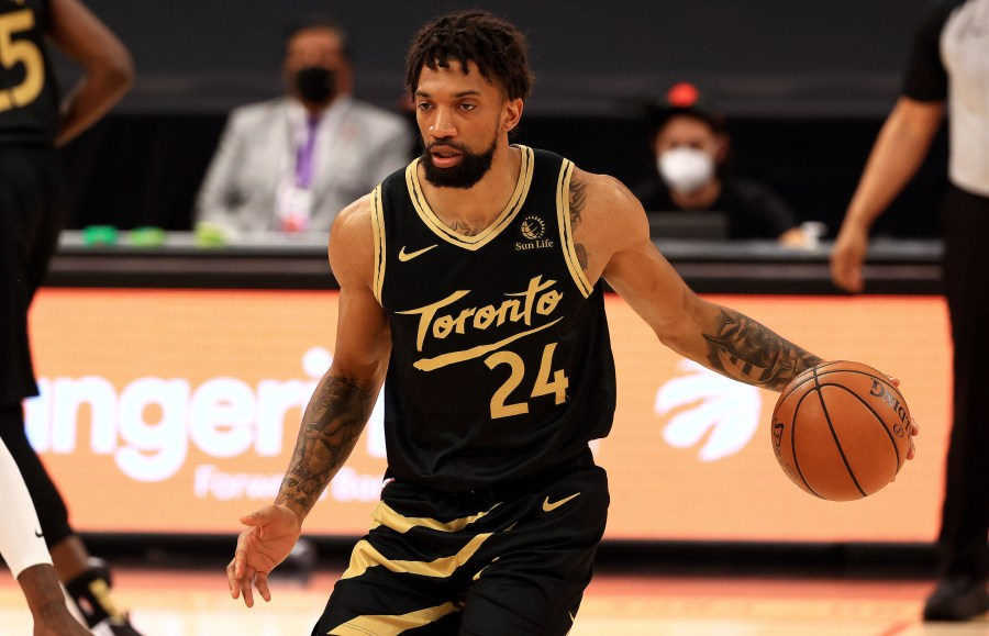 Toronto Raptors: What would a Khem Birch contract look like?