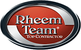 Rheem Team® Top Contractor