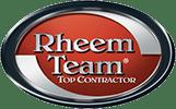 Rheem Team® Top Contractor