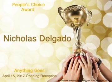 People's choice Award ND